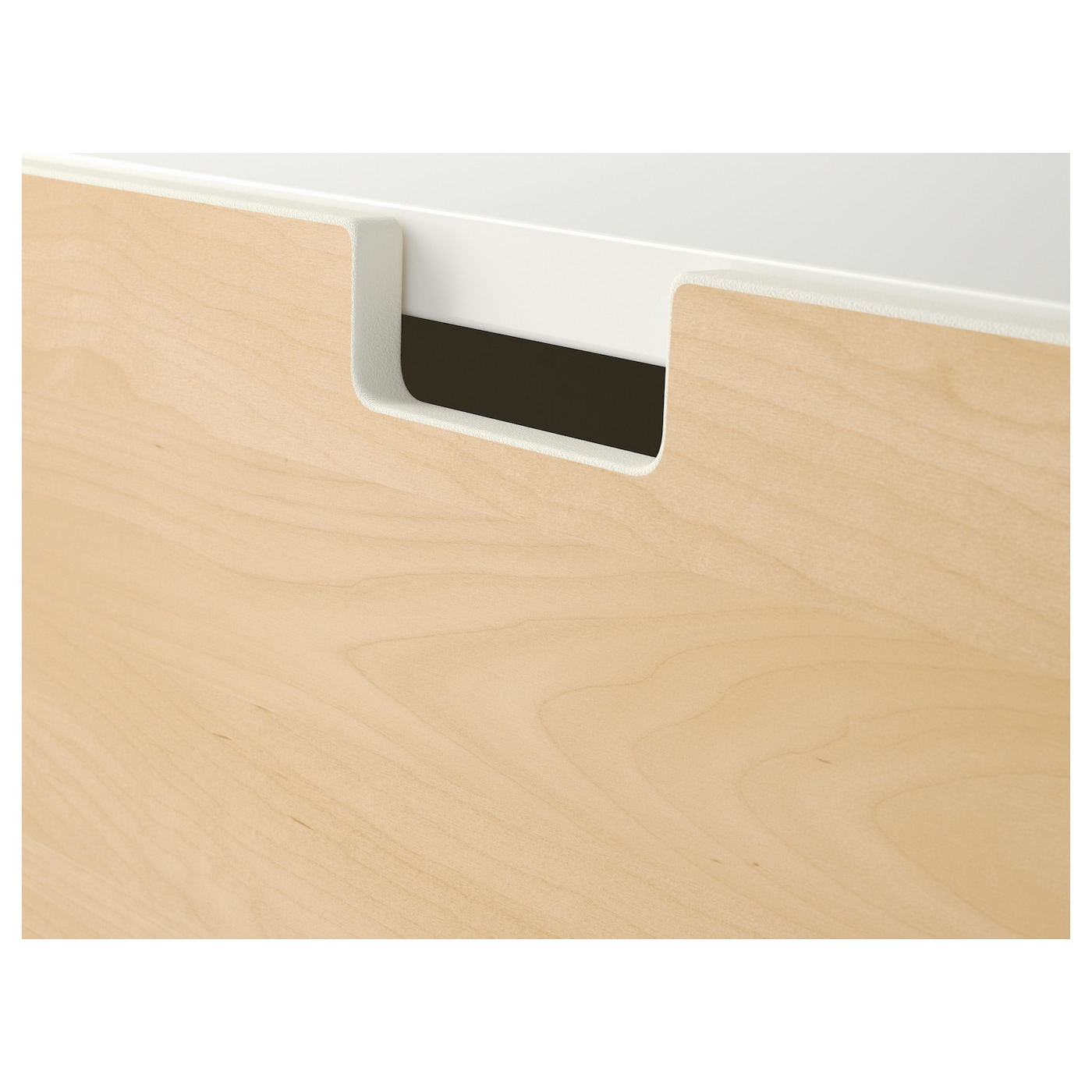 IKEA STUVA chest of 3 drawers Can be used either free-standing or wall-mounted.
