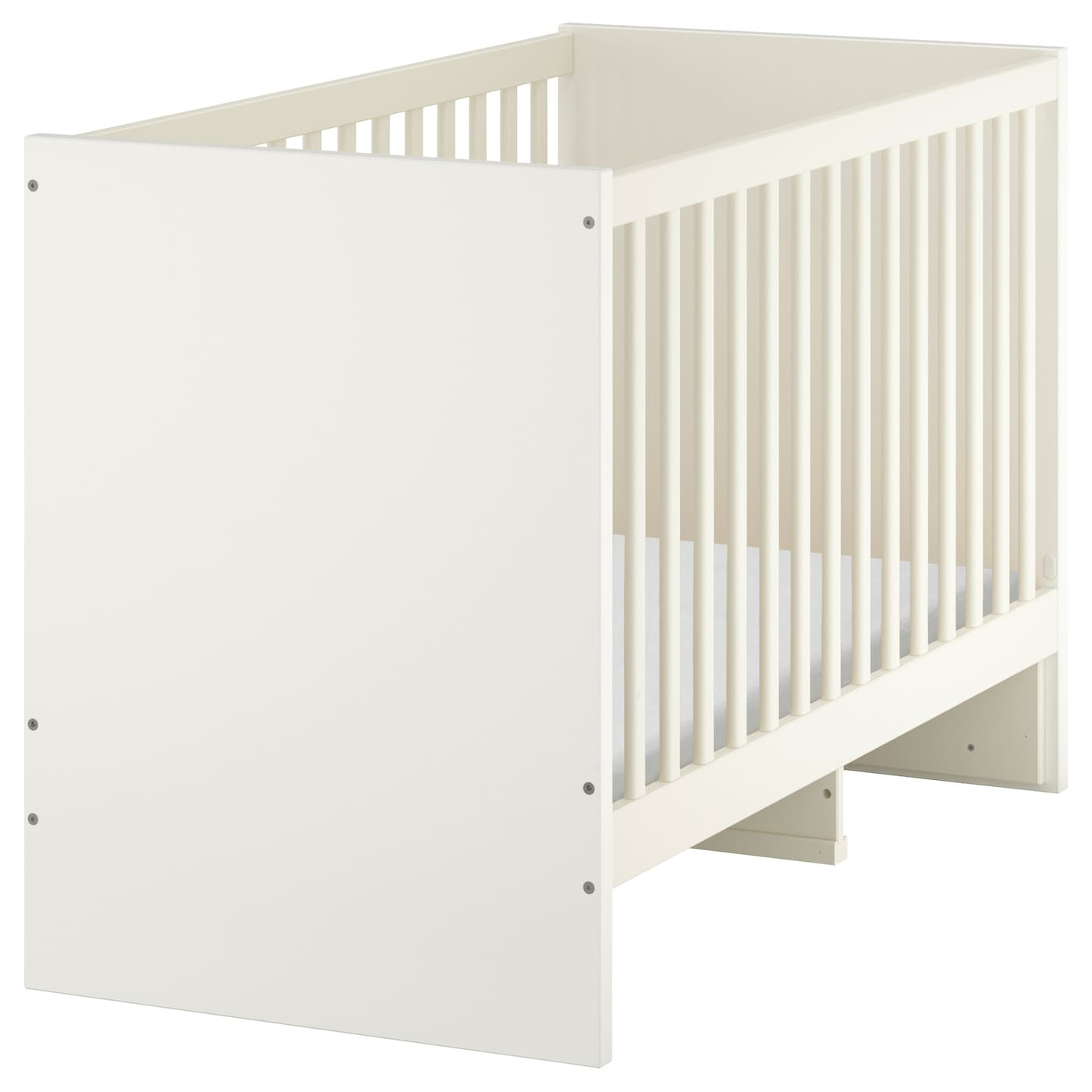 IKEA STUVA cot The cot base can be placed at two different heights.