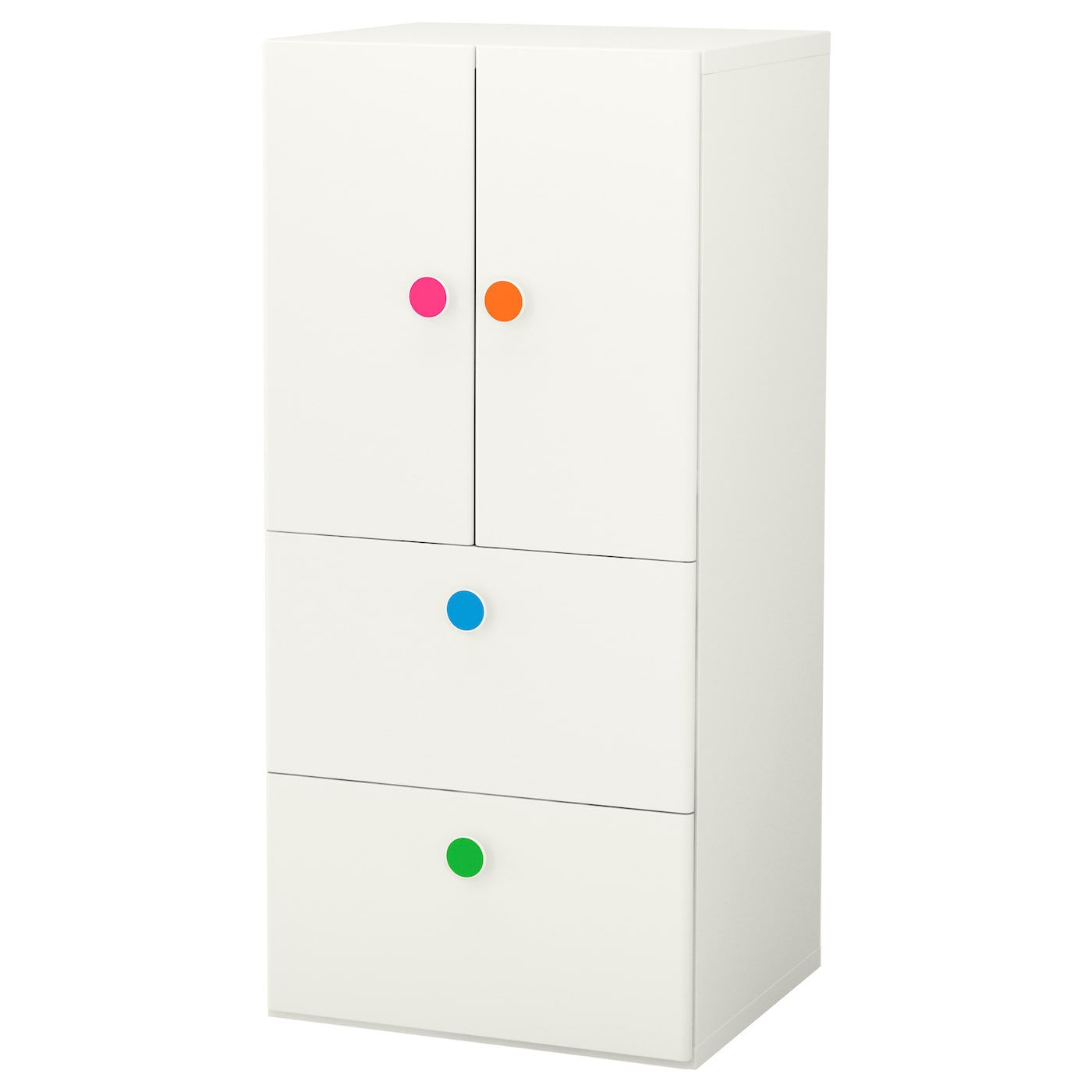 stuva f lja storage combination w doors drawers white 60x50x128 cm ikea. Black Bedroom Furniture Sets. Home Design Ideas