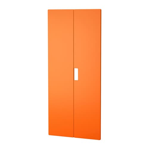 IKEA STUVA MÅLAD door Doors with silent soft-closing damper.