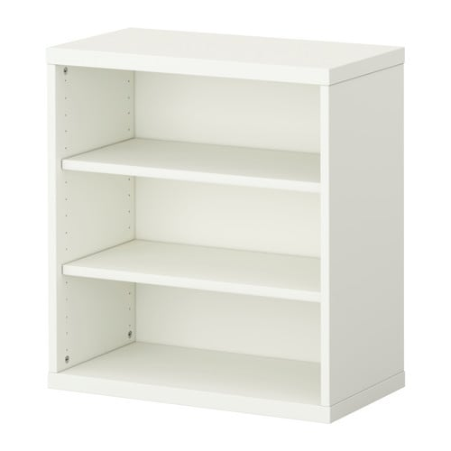 IKEA STUVA storage combination with 2 shelves