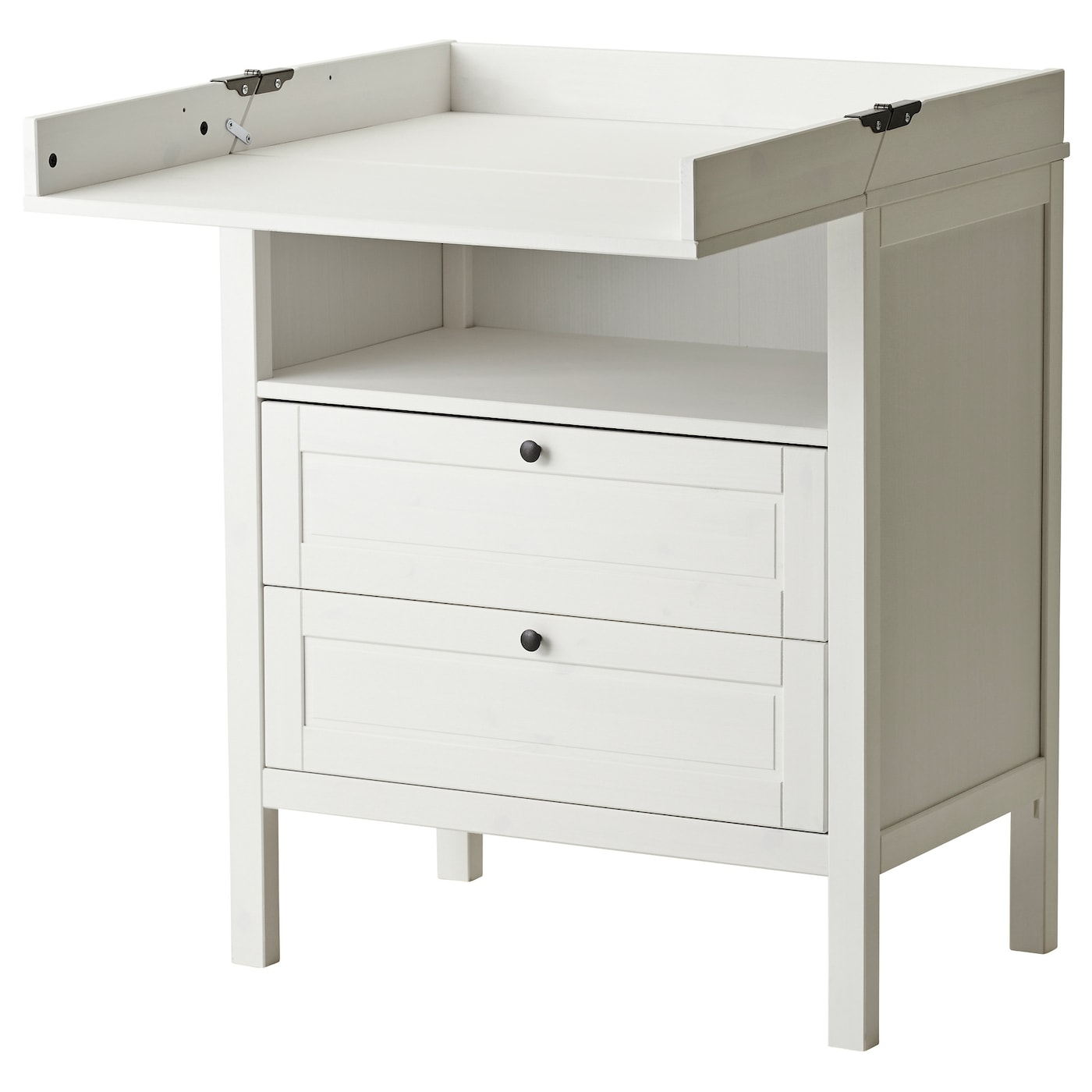 sundvik-changing-table-chest-of-drawers-white__0288556_pe424328_s5 Frais De Ikea Cuisine Table
