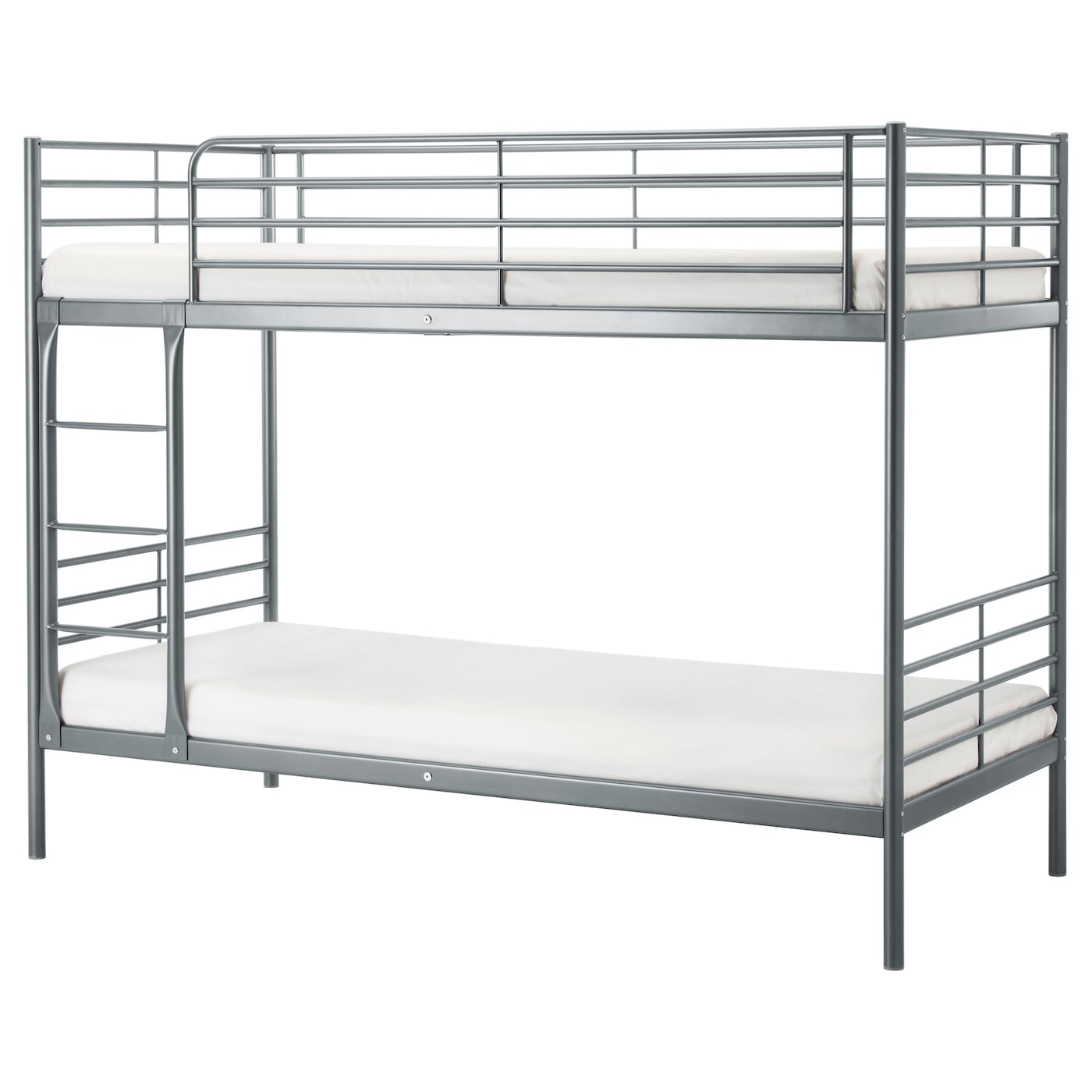 ikea svrta bunk bed frame a good solution where space is limited