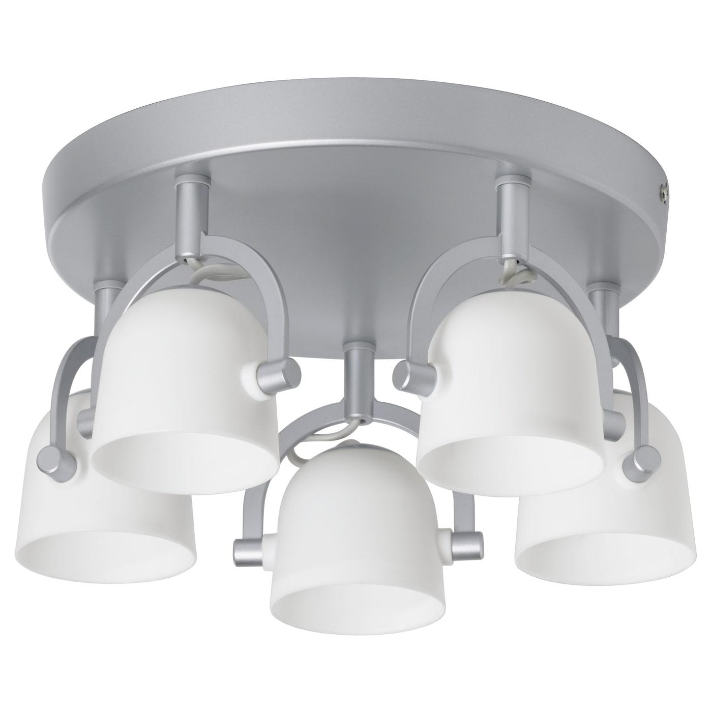 Directional ceiling lights uk hbm blog svirvel ceiling spotlight with 5 spots aloadofball Image collections