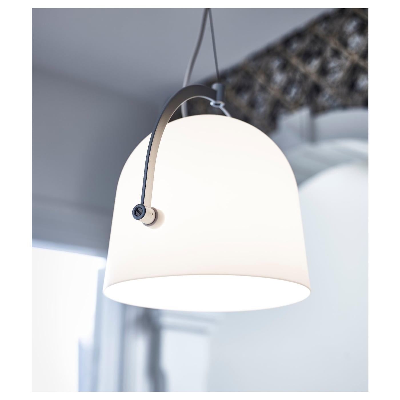 SVIRVEL Pendant Lamp White