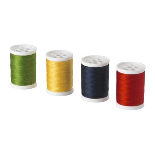 IKEA SY sewing thread