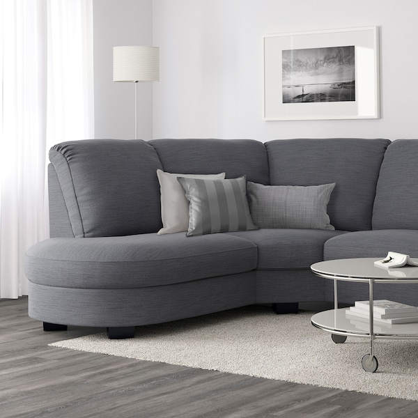 Tidafors Corner Sofa With Arm Right