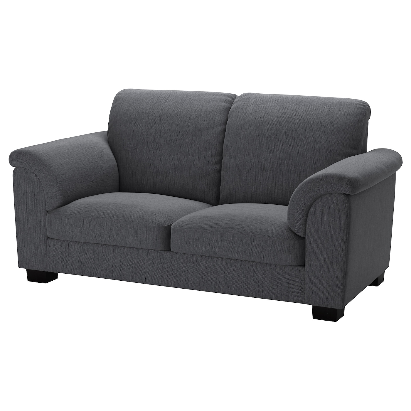 2er sofa ikea  TIDAFORS Two-seat sofa Hensta grey - IKEA