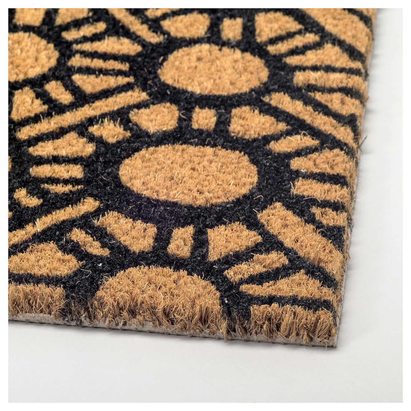 IKEA TINGSTED door mat Easy to keep clean - just vacuum or shake the rug.