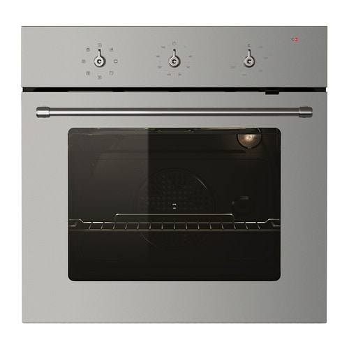 TJÄNLIG Forced air oven IKEA 5 year guarantee.   Read about the terms in the guarantee brochure.