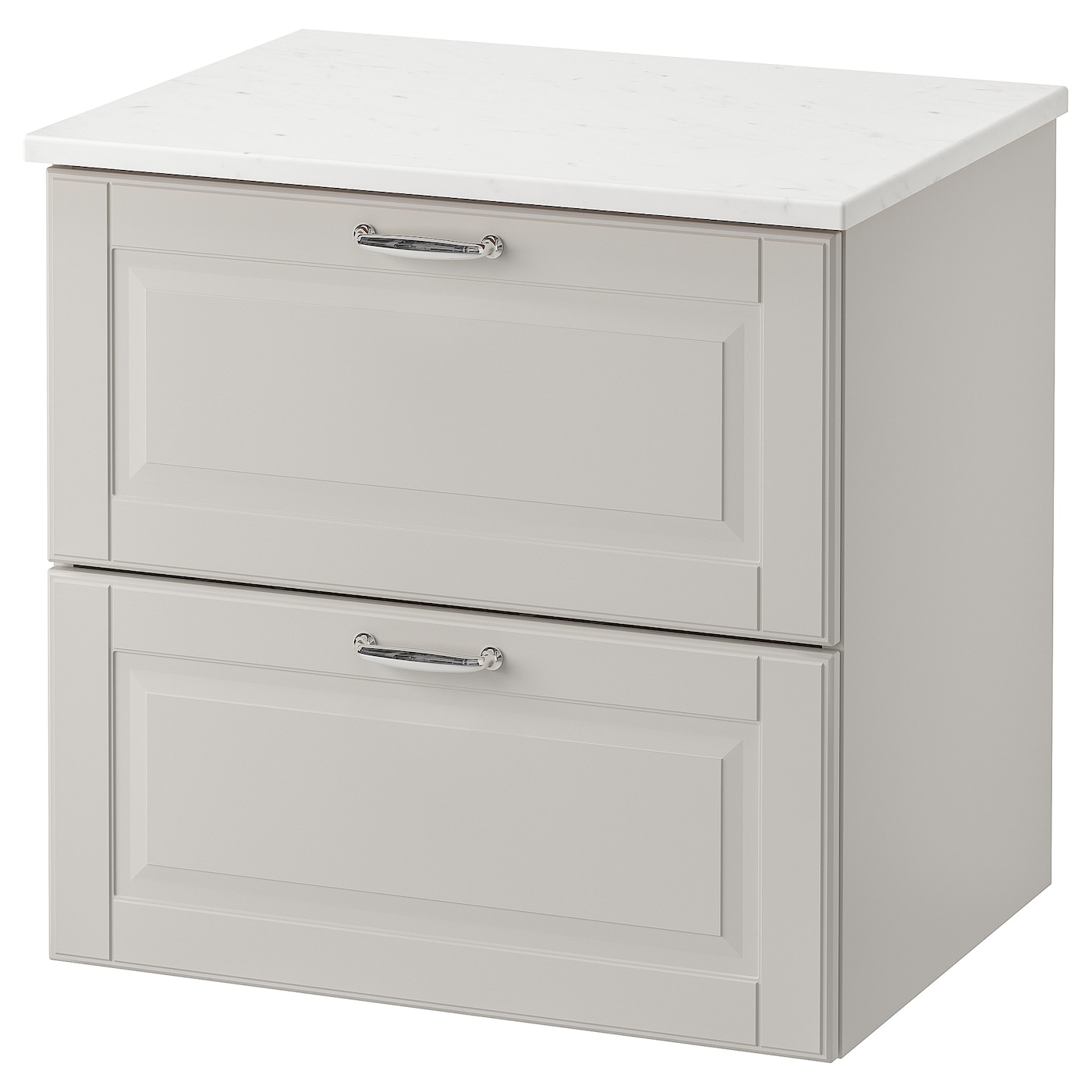 IKEA TOLKEN/GODMORGON wash-stand with 2 drawers