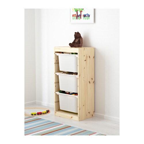 Ikea trofast childrens storage unit - Mobile trofast ikea ...