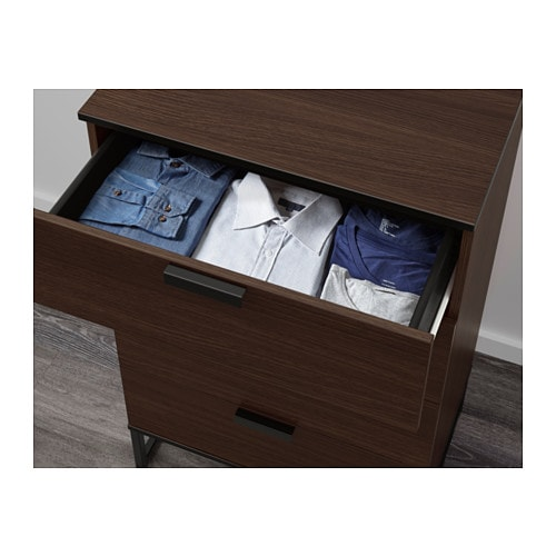 Ikea Düsseldorf Schminktisch ~ IKEA TRYSIL chest of 4 drawers Smooth running drawers with pull out