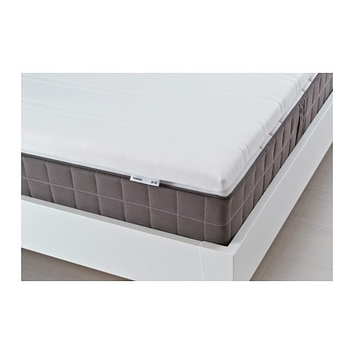 tuddal mattress topper white standard double ikea. Black Bedroom Furniture Sets. Home Design Ideas