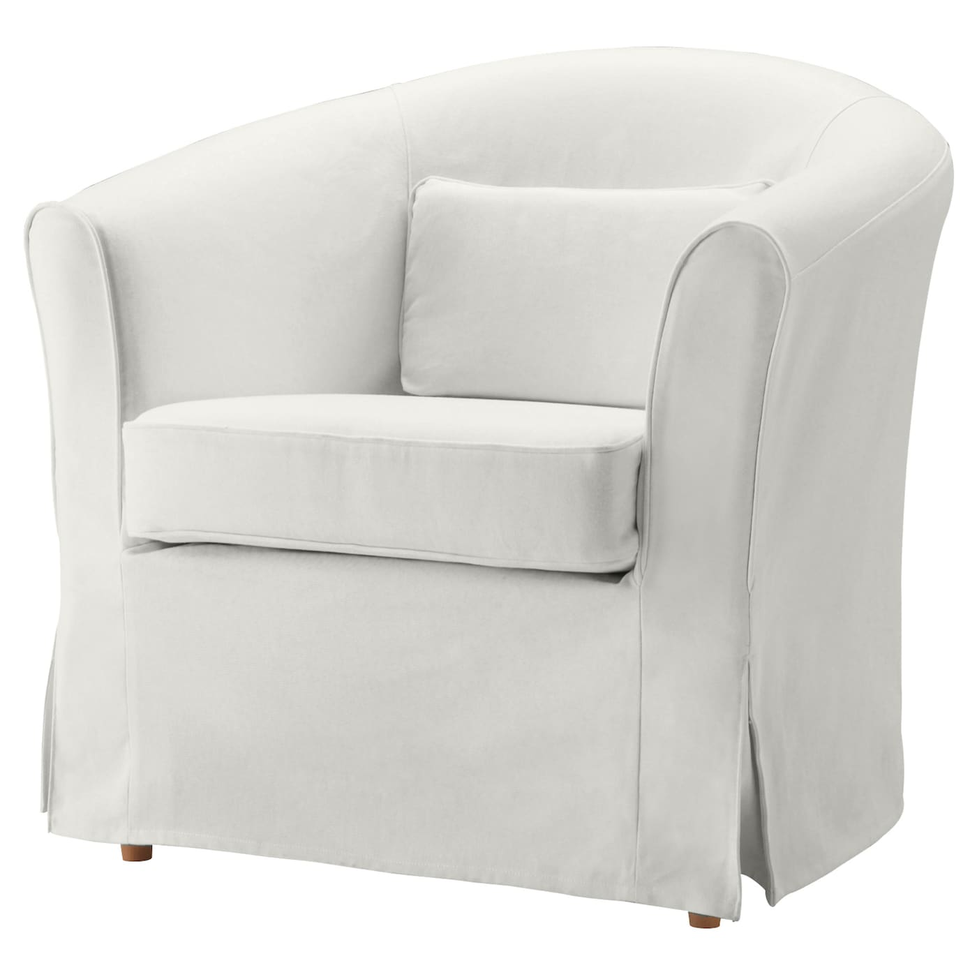 IKEA TULLSTA armchair The cover is easy to keep clean as it is removable and can be machine washed.