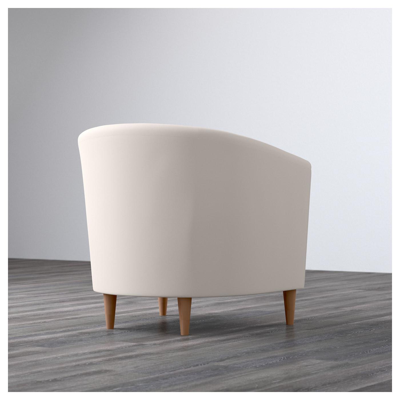 Tullsta armchair ransta natural ikea for Housse fauteuil ikea