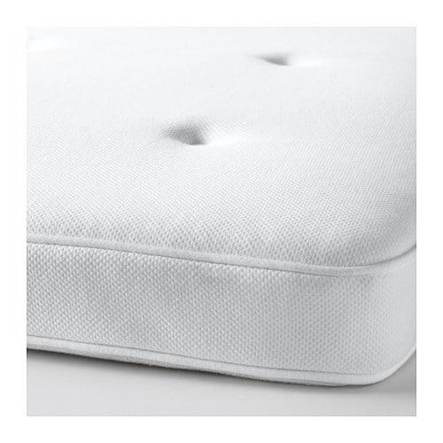 Ikea toddler bed mattress pad for Jugendzimmer set ikea