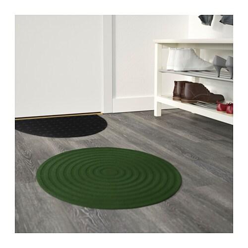 TVIS Mat Green 80 cm  IKEA