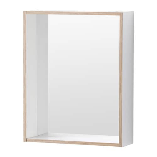 IKEA TYNGEN mirror with shelf Perfect in a small bathroom.
