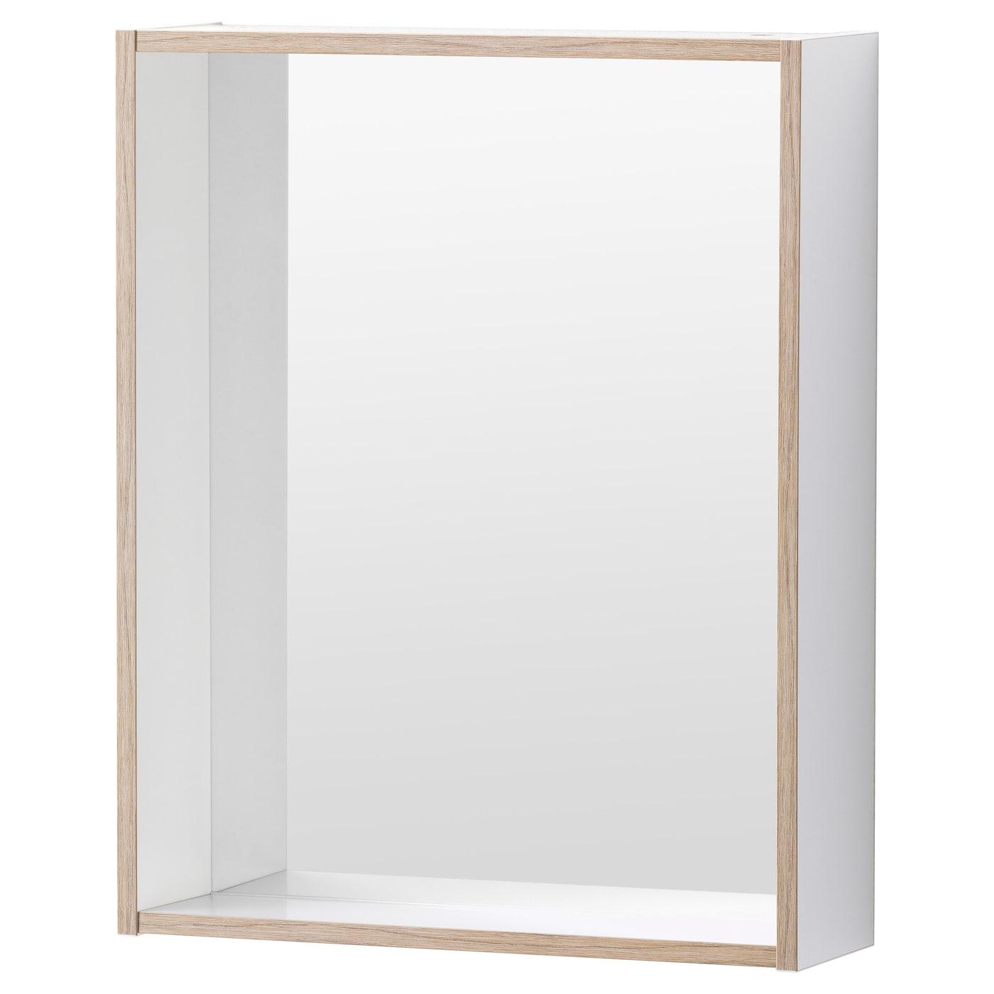 IKEA TYNGEN Mirror With Shelf Perfect In A Small Bathroom