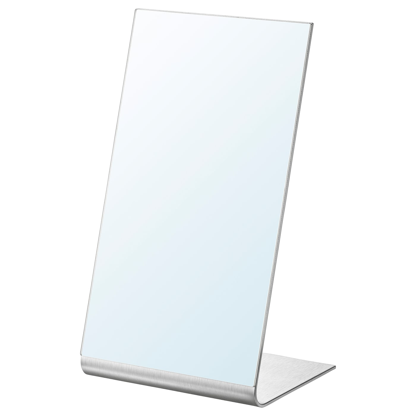 IKEA TYSNES table mirror Suitable for use in most rooms, and tested and approved for bathroom use.