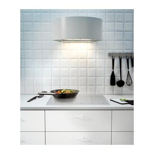 udden wall mounted extractor hood grey green ikea. Black Bedroom Furniture Sets. Home Design Ideas