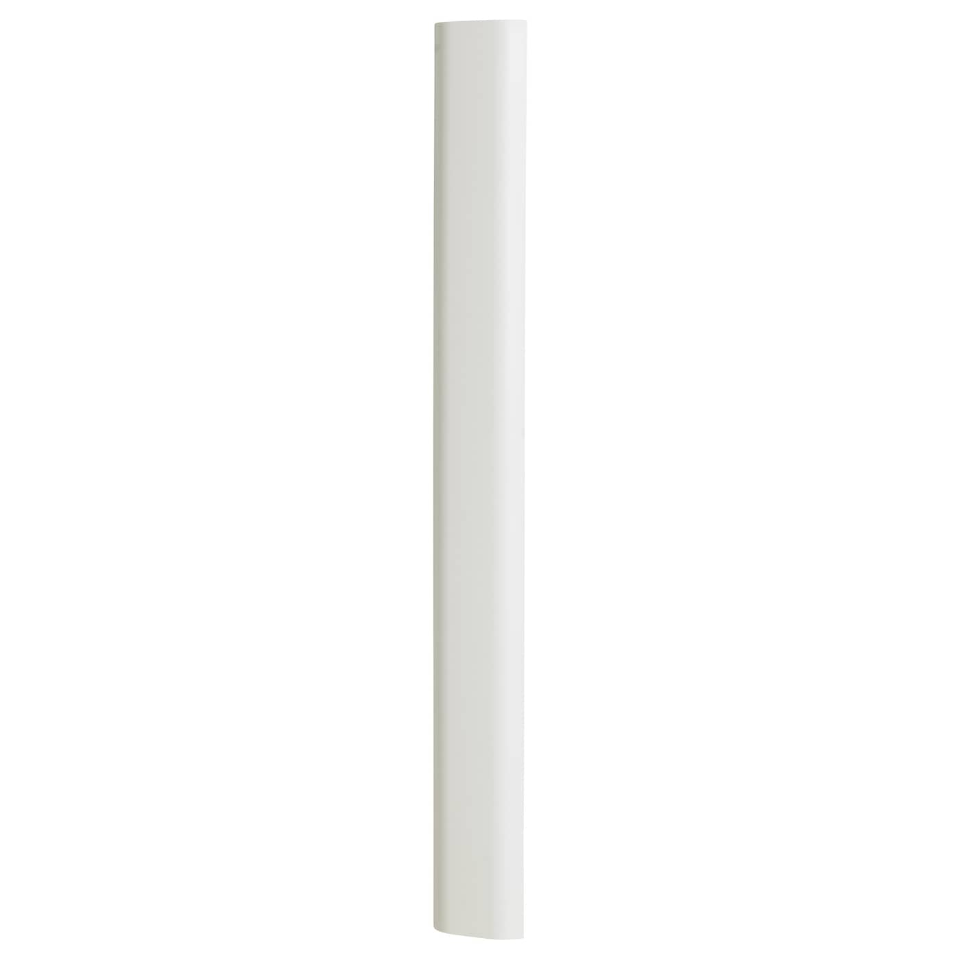Uppleva cable cover strip white ikea for Cache cable mural
