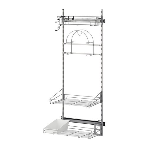 IKEA UTRUSTA cleaning interior Suitable for use both in the kitchen and in the laundry room.