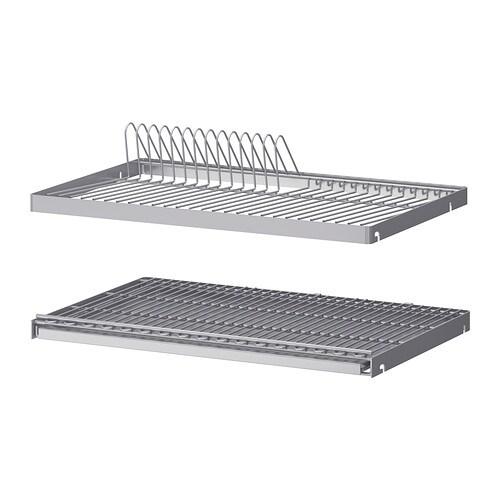 IKEA UTRUSTA Dish Drainer For Wall Cabinet