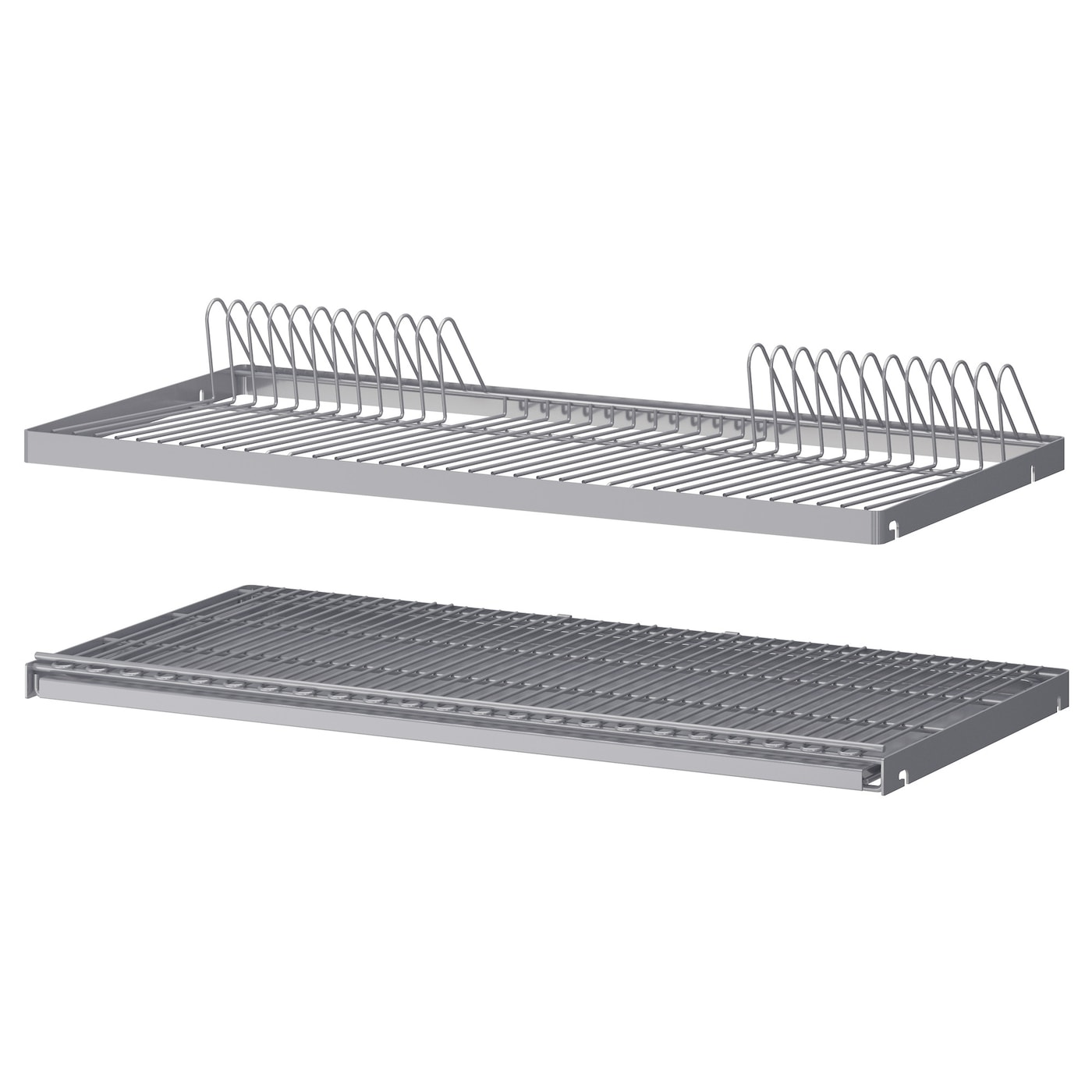 IKEA UTRUSTA dish drainer for wall cabinet