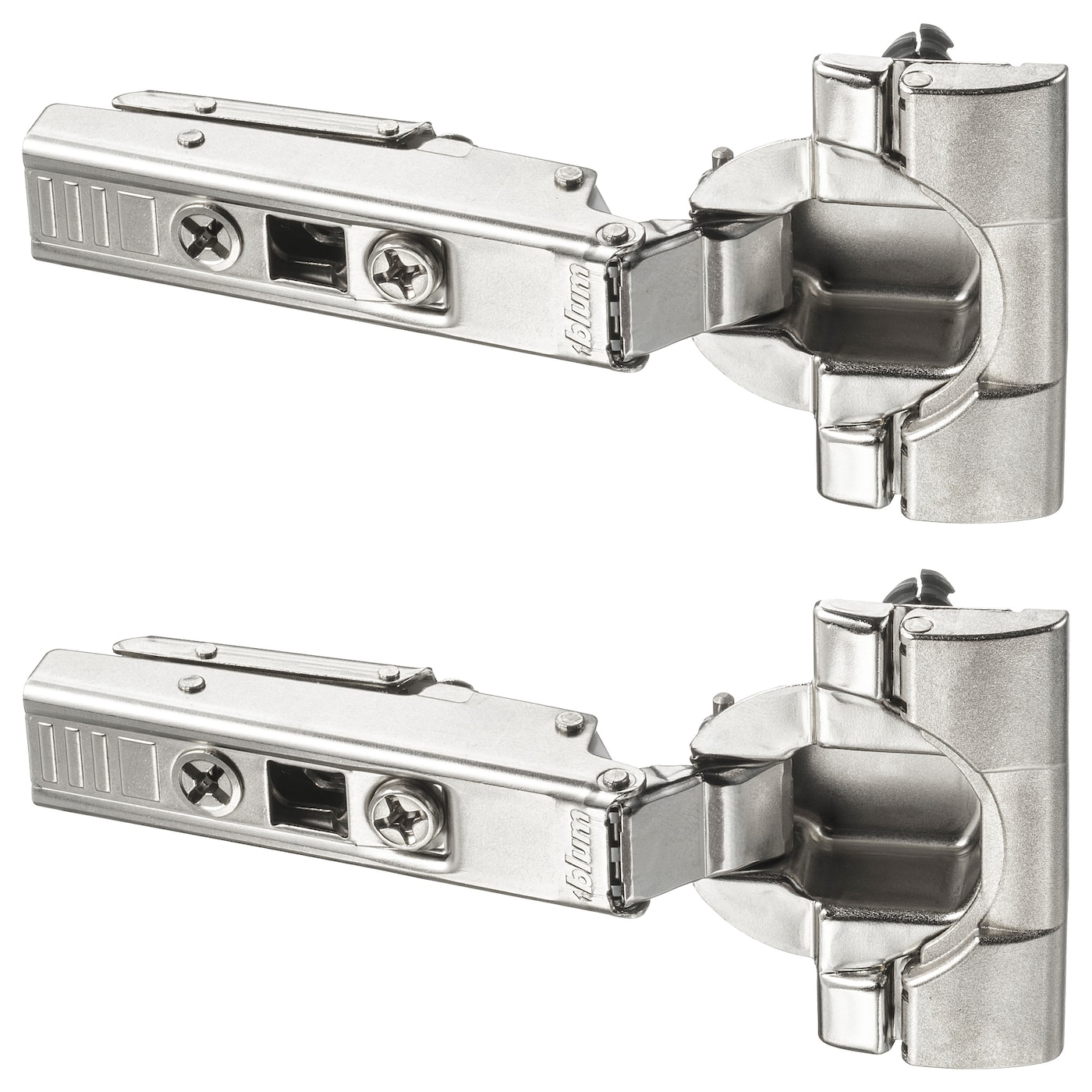 IKEA UTRUSTA hinge 25 year guarantee. Read about the terms in the guarantee brochure.