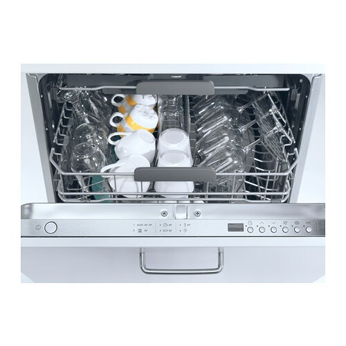 Penderie Ikea Portes Coulissantes ~ VÄLGJORD Integrated dishwasher A++  IKEA