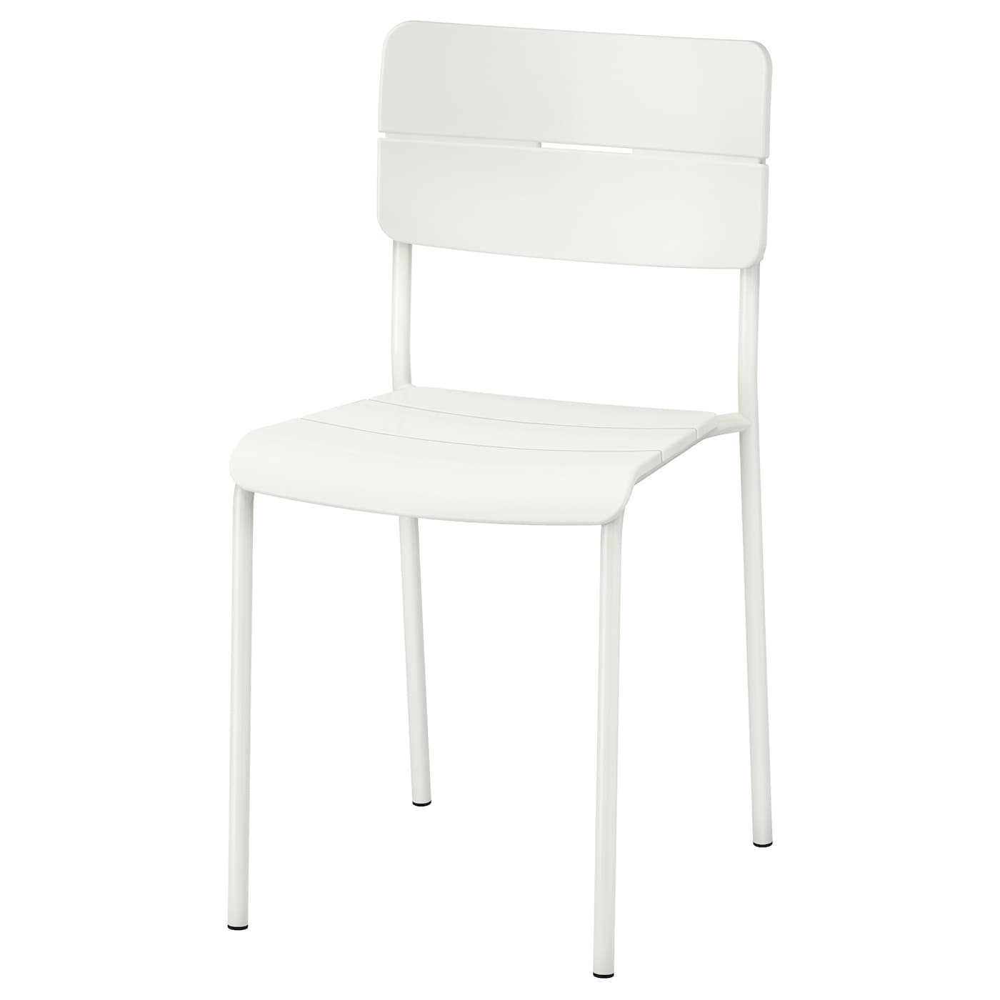 IKEA VÄDDÖ chair, outdoor Easy to keep clean – just wipe with a damp cloth.