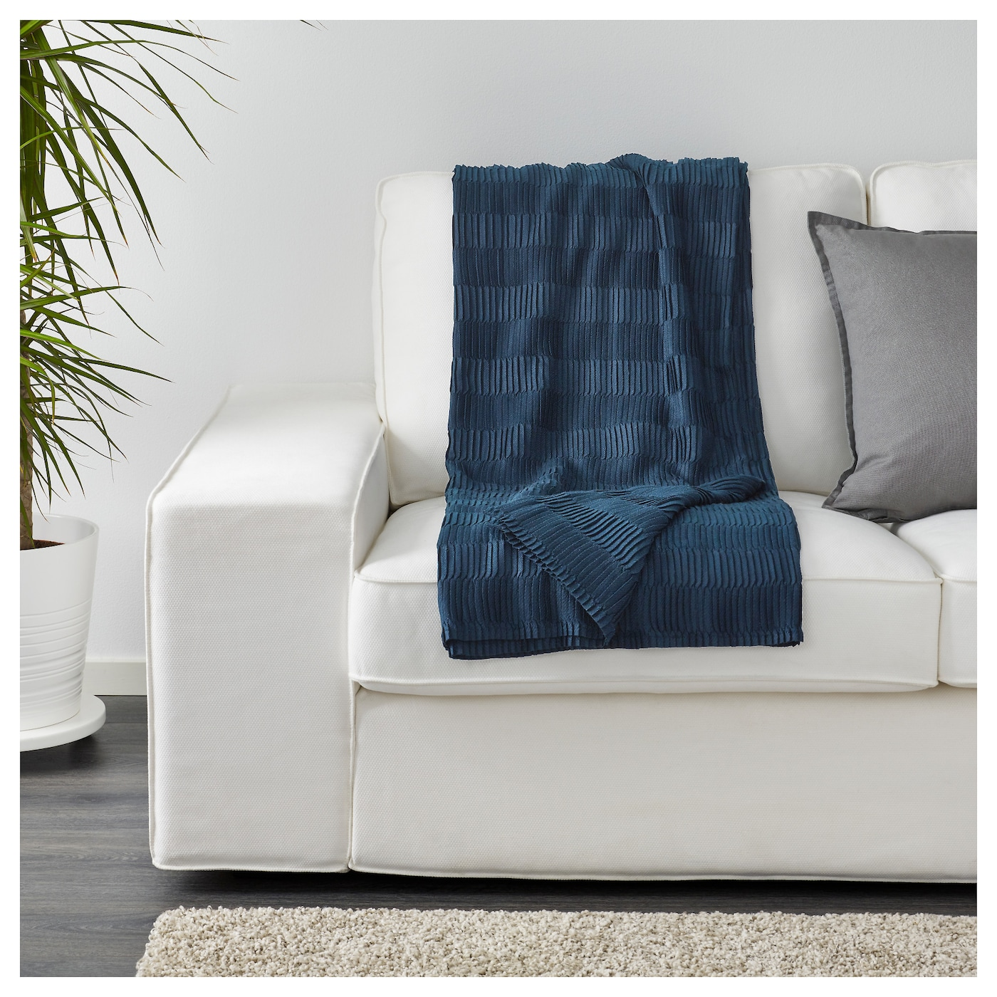 IKEA VÄGMÅLLA throw
