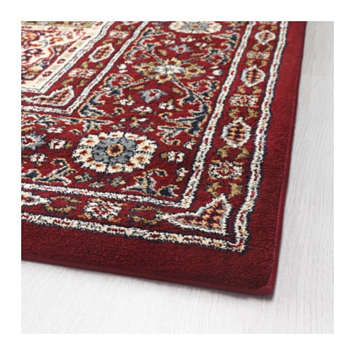 Ikea Valby Ruta Rug Low Pile The Thick Dampens Sound And Provides A Soft