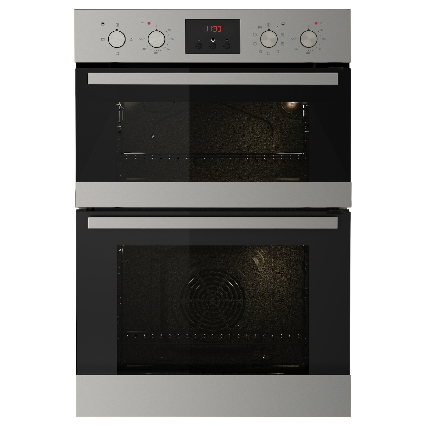 IKEA VALFRI double oven 5 year guarantee. Read about the terms in the guarantee brochure.
