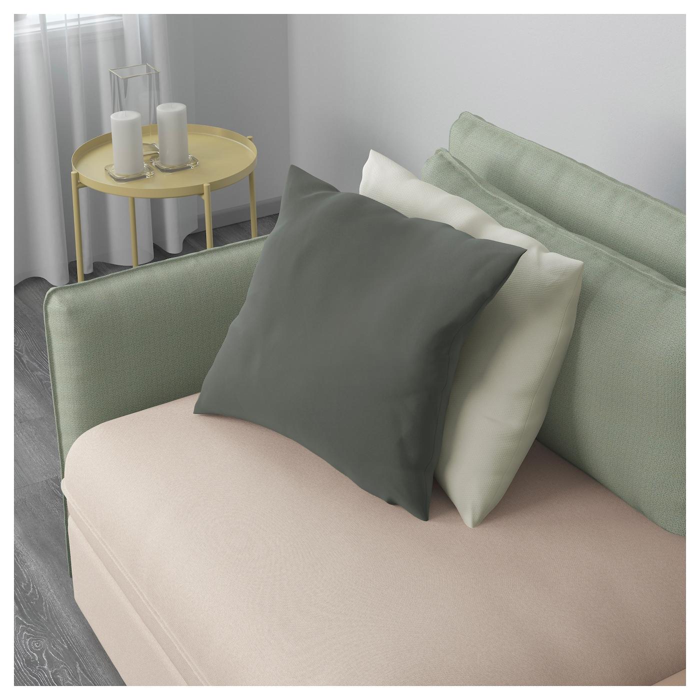 vallentuna 5 seat sofa murum beige hillared green ikea. Black Bedroom Furniture Sets. Home Design Ideas
