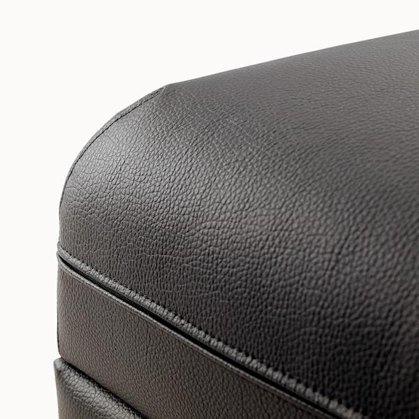 VALLENTUNA Sofa-bed module, Murum black