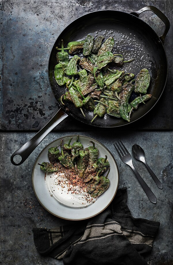 VARDAGEN Frying pan, carbon steel, 28 cm