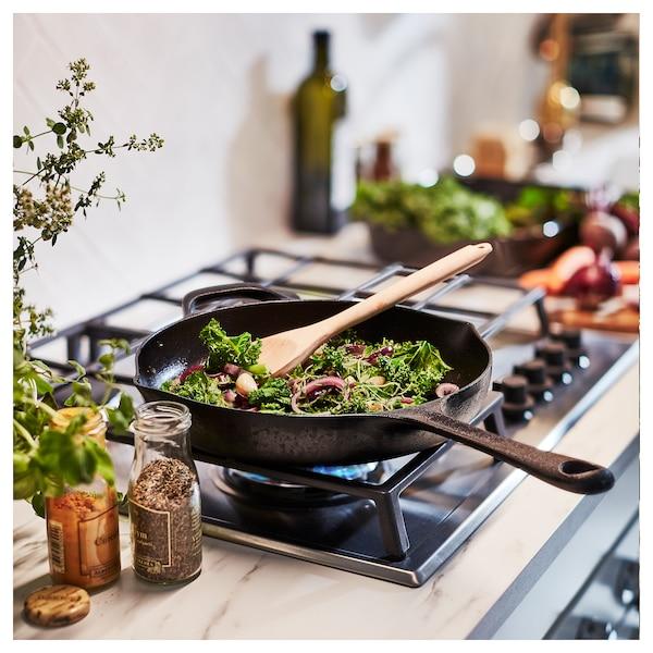 VARDAGEN Frying pan, cast iron, 28 cm