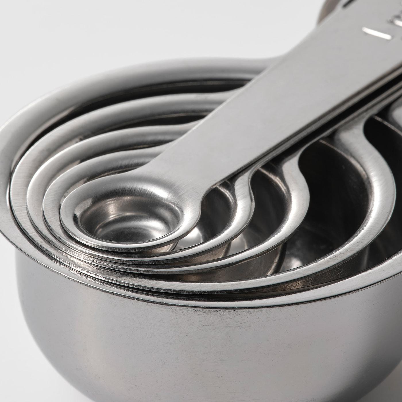 VARDAGEN Measuring cup, set of 5