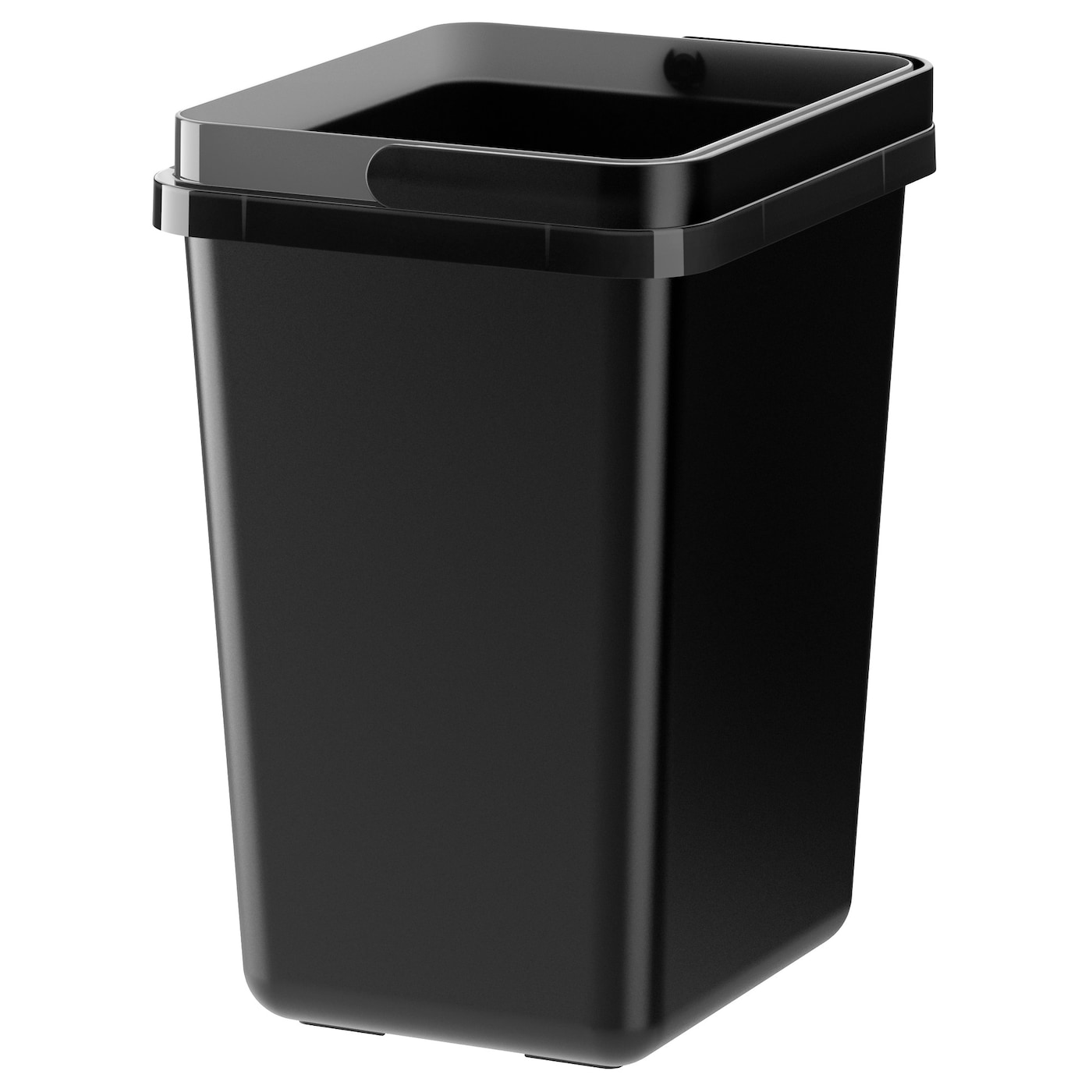 Utrusta pull out waste sorting tray ikea for Ikea trash cans
