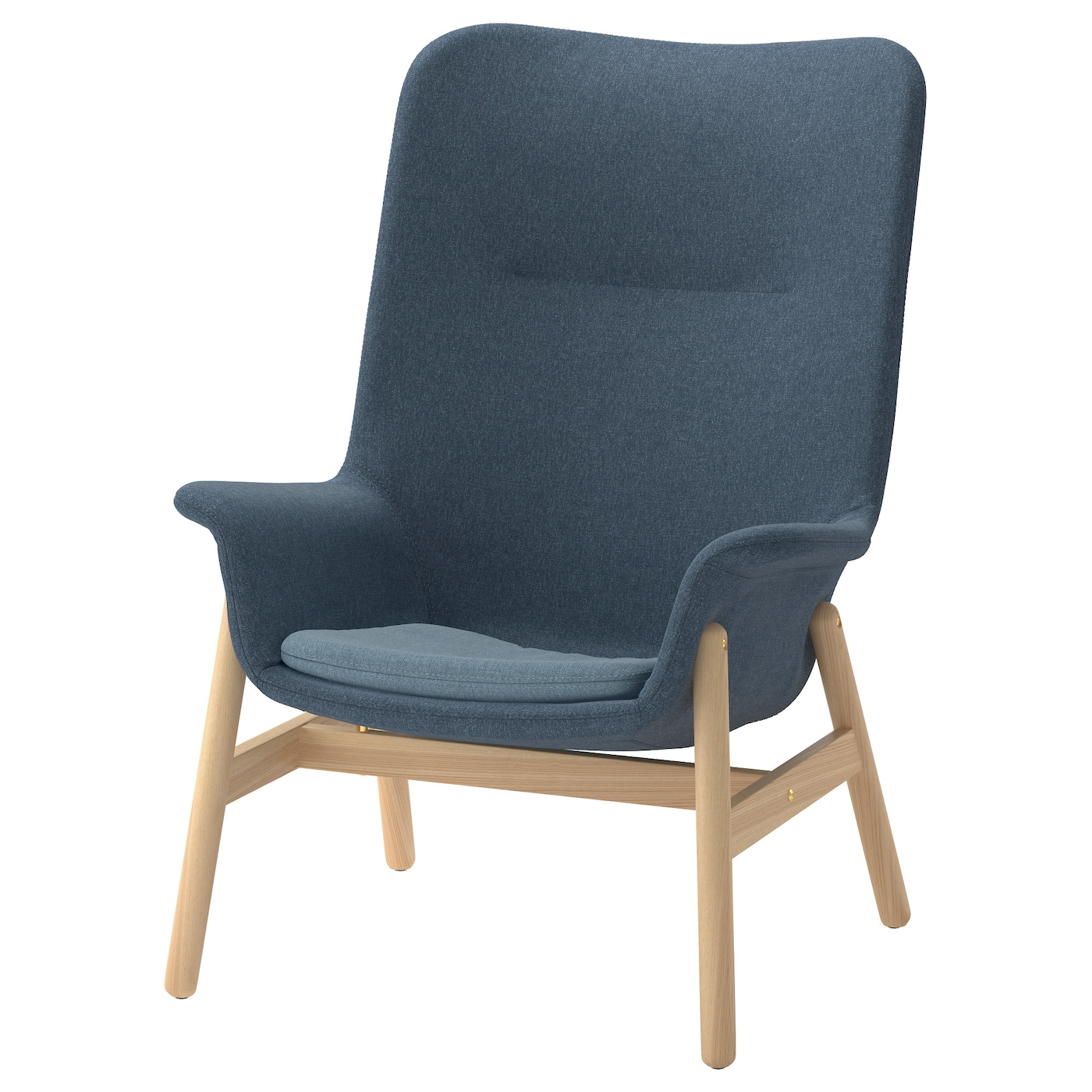 IKEA VEDBO high-back armchair 10 year guarantee. Read about the terms in the guarantee brochure.