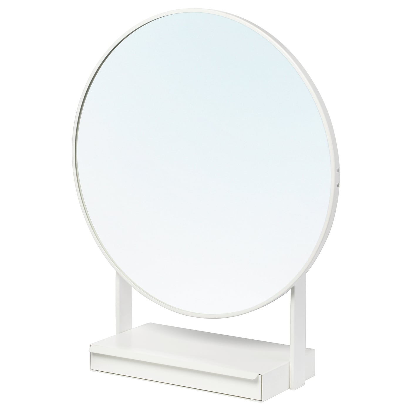 IKEA VENNESLA table mirror
