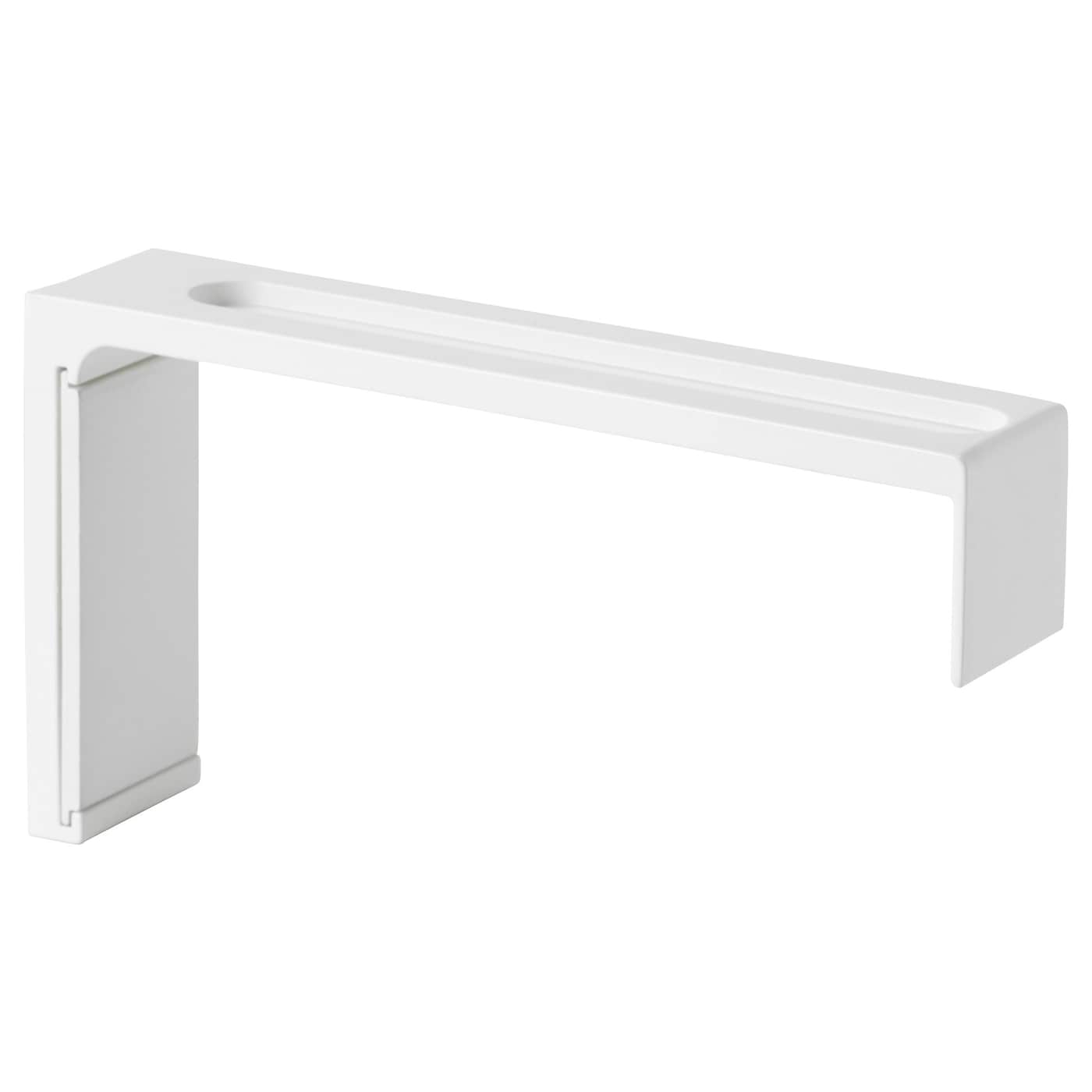 IKEA VIDGA wall fitting The long wall fitting is perfect for solutions with several parallel rails.