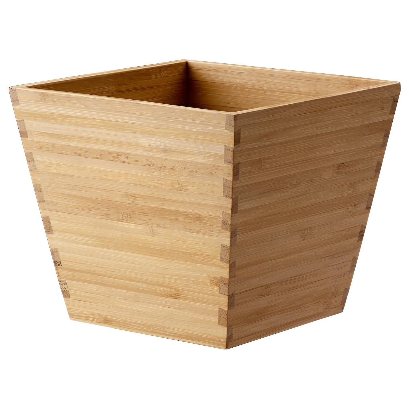 vildapel plant pot bamboo 12 cm ikea. Black Bedroom Furniture Sets. Home Design Ideas