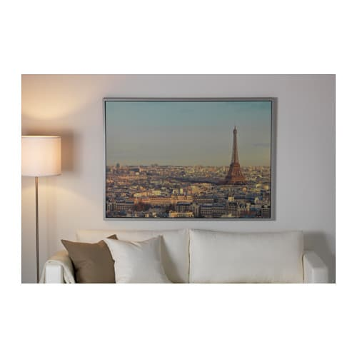 Vilshult picture spring in paris 140x100 cm ikea - Ikea paris catalogue ...