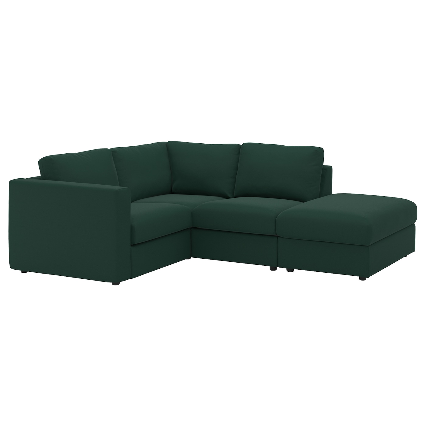 IKEA VIMLE cover for corner sofa, 3-seat