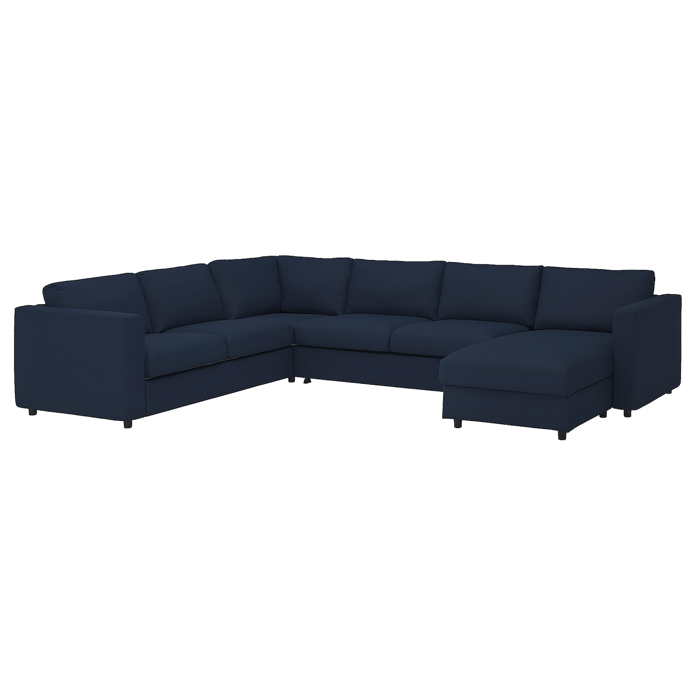 IKEA VIMLE cover for corner sofa-bed, 5-seat