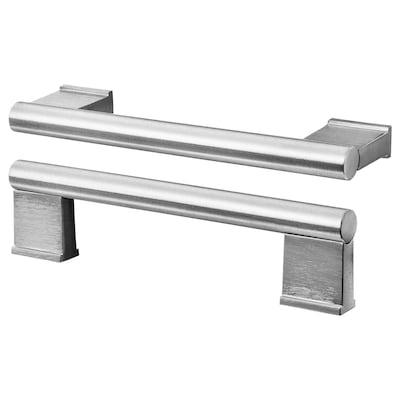 VINNA handle stainless steel 153 mm 5 mm 128 mm 38 mm 13 mm 2 pack